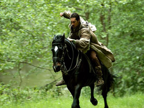 voleur de chevaux